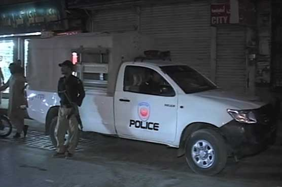 Quetta: 5 terrorists killed in encounter with police