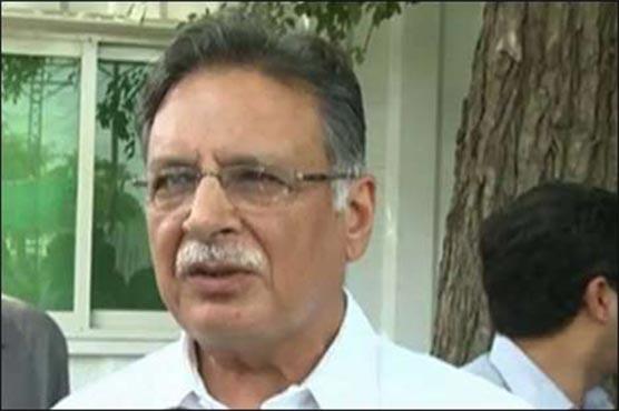 PM summons Pervaiz Rashid in London