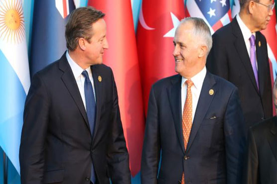 Australia's ties to Britain to stay 'intimate' after Brexit