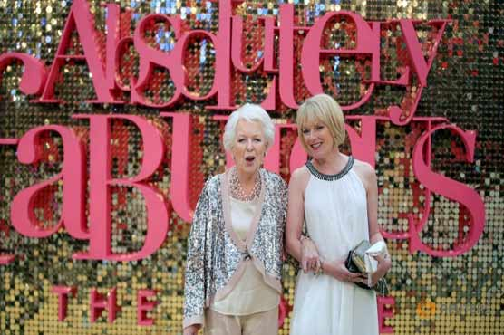 Sweetie darling! Patsy and Edina return in 'Absolutely Fabulous' movie