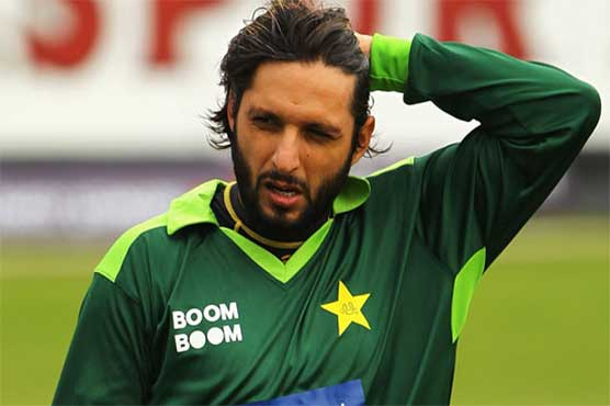 Afridi welcomes criticism on poor performance