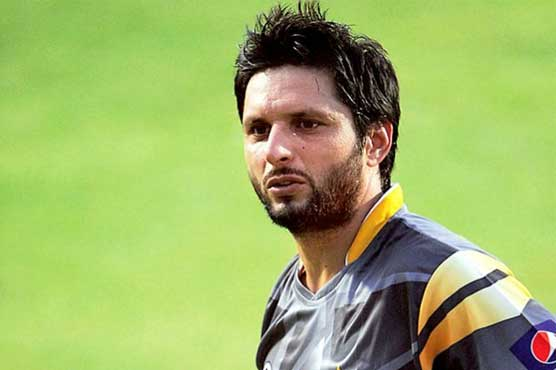 Afridi requests PM to remove barriers holding new talent