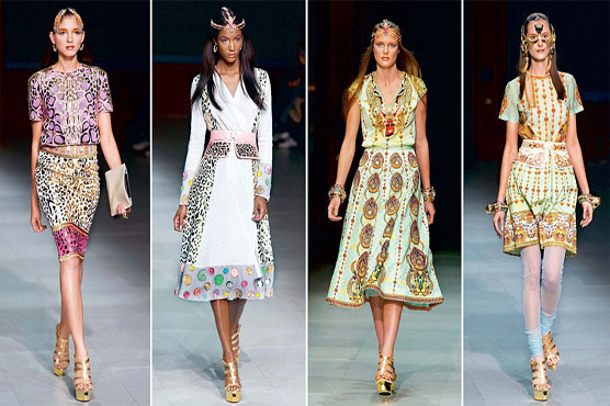 Indian Designers Feel The Love At Paris Fashion Week Entertainment Dunya News