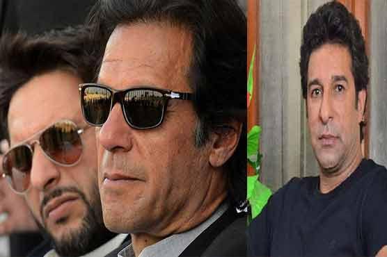 Imran Khan, Wasim Akram to meet Pakistani team in India