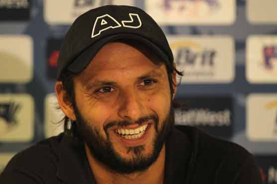 Will try to do well in World T20: Afridi