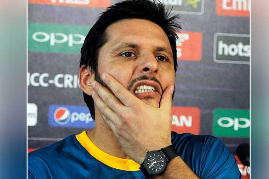 Shahid Afridi under fire for 'more loved in India' comment