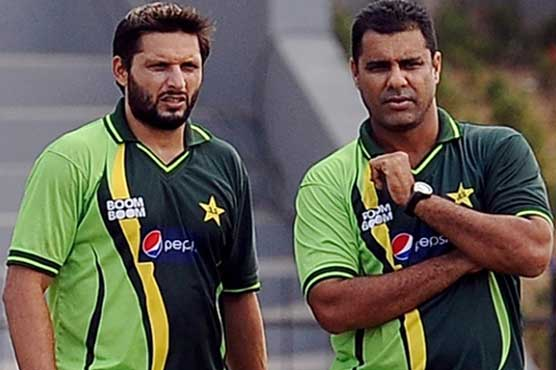 Didn't find anything controversial in Afridi's statement, says Waqar