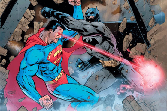 Batman vs Superman: Huge comics collection to go on show