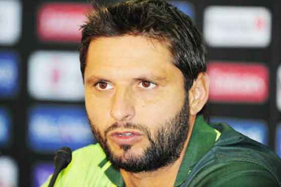 Afridi admits team's dismal performance before fact-finding committee