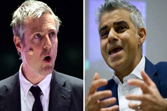 London's contrasting mayoral hopefuls: Goldsmith and Khan