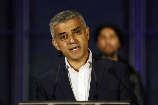 London's new Muslim mayor hails 'unity over division'