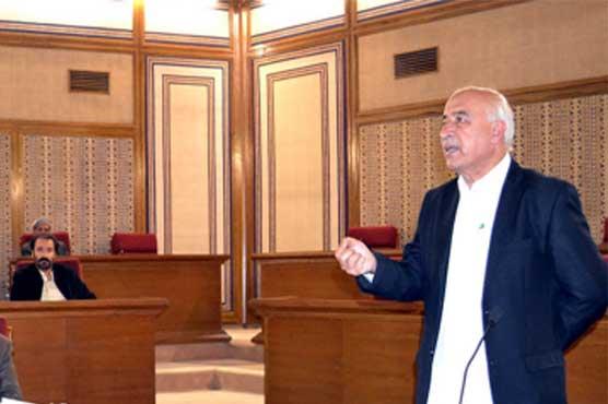 Dr Abdul Malik presents himself for accountability after Mushtaq Raisani onset