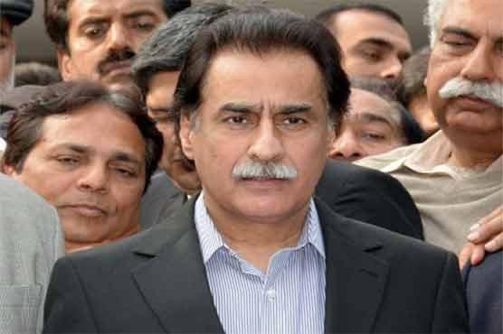 Both 'Sadiqs' have proven unlucky for PTI: Sardar Ayaz