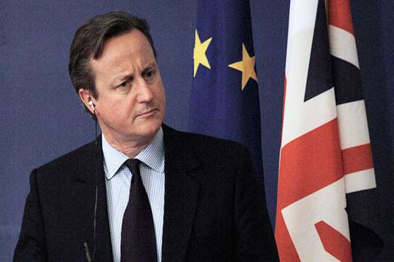 Cameron warns Brexit threatens peace in Europe