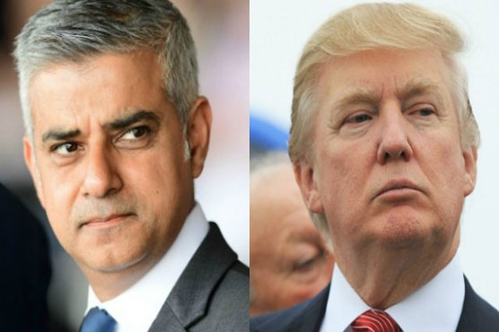 London's mayor an exception to proposed ban on Muslims: Trump