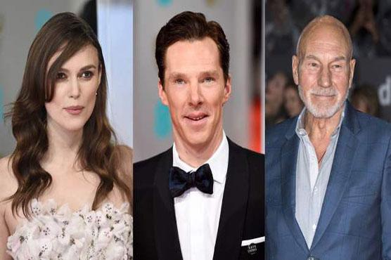 British stars from Cumberbatch to Knightley back staying in EU