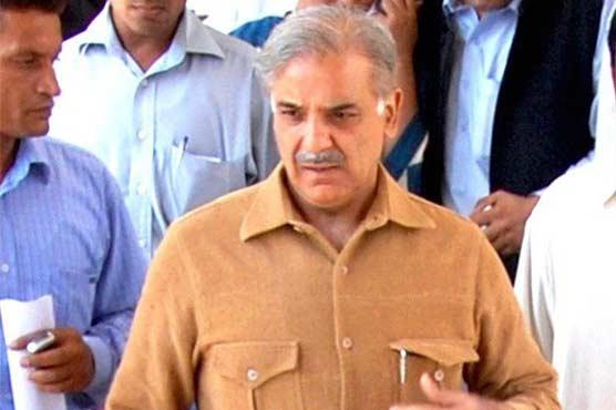CM Shehbaz Sharif leaves for London for PM Nawaz's surgery