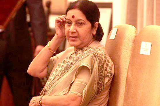 Indian Foreign Minister Sushma Swaraj suffers kidney failure