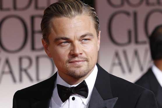 Leonardo DiCaprio delights fans at Scottish homeless restaurant