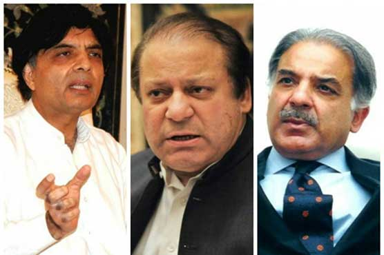 PM, CM Shehbaz inquire about Ch Nisar's health
