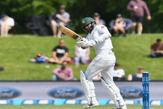NZ 170-5 at lunch on day 2, 2nd test vs