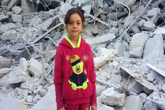 Syrian girl Bana Alabed tweets 'can't be alive anymore' in Aleppo onslaught