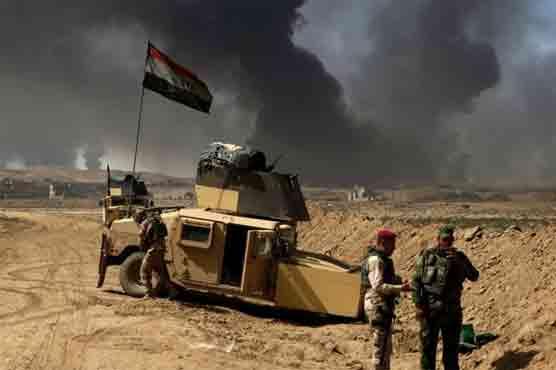 Air strike kills pro-government fighters in Iraq
