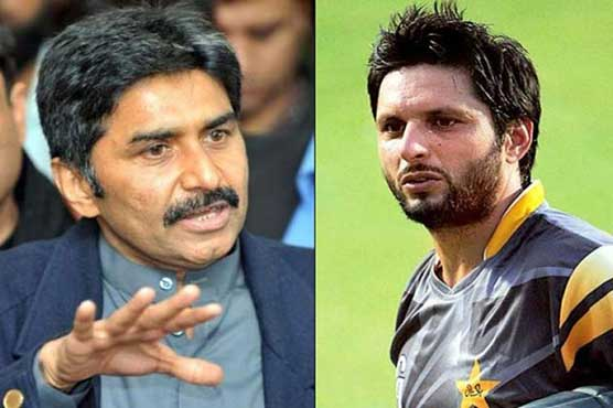 Afridi decides to send legal notice to Miandad over match fixing allegations
