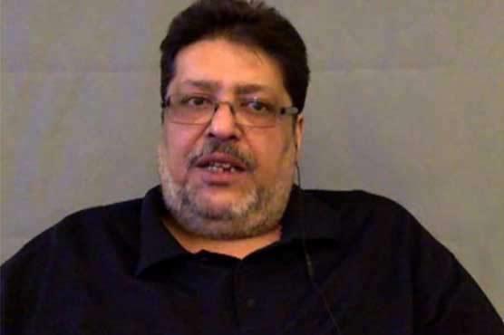 Sarfraz Merchant feels govt rescued MQM in money laundering case