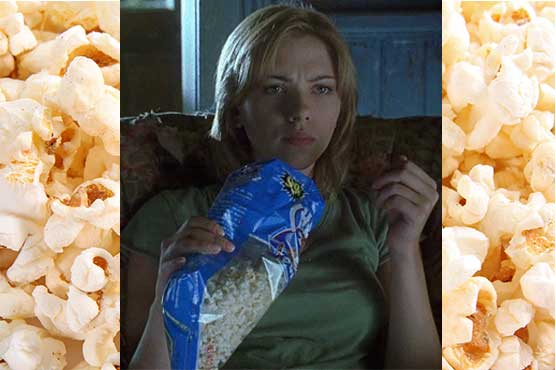 Scarlett Johansson to run Paris popcorn shop