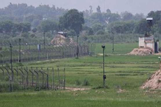 Pakistani army says India's border fire kills 2 civilians
