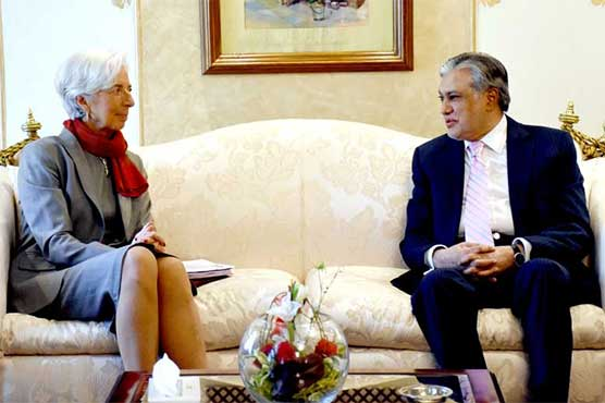 IMF would continue partnership with Pakistan in providing technical support: Lagarde - Business - Dunya News