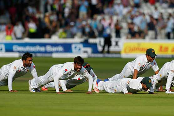 Players should do 100 pushups: Najam Sethi