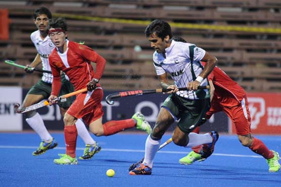 Pakistan defeats China to breeze in semi finals