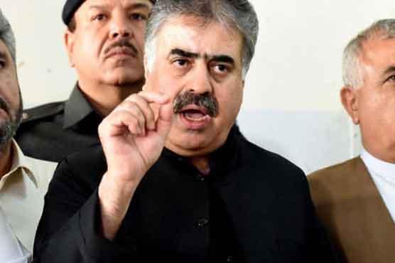 Quetta police academy attack: CM Zehri suspends three top officials
