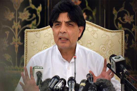Information Minister Pervaiz Rashid Resigns