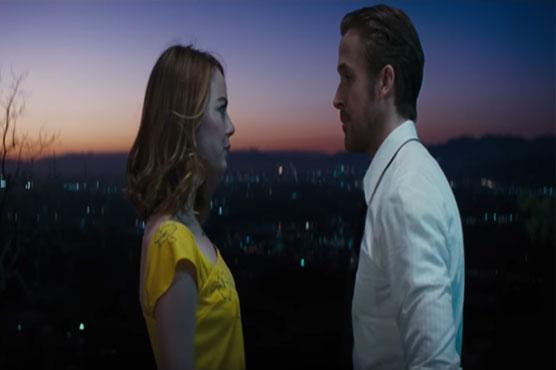 'La La Land' musical masterpiece dazzles Venice film fest