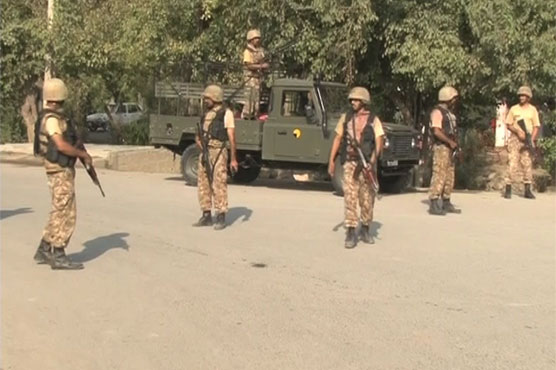 Bomb Attack On Pakistani Court Kills 10