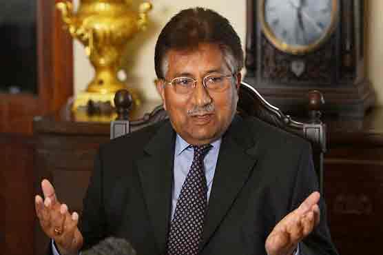 Pakistan should warn Modi for interfering: Pervez Musharraf