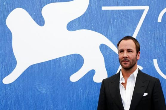 Tom Ford makes comeback at Venice festival with his second movie