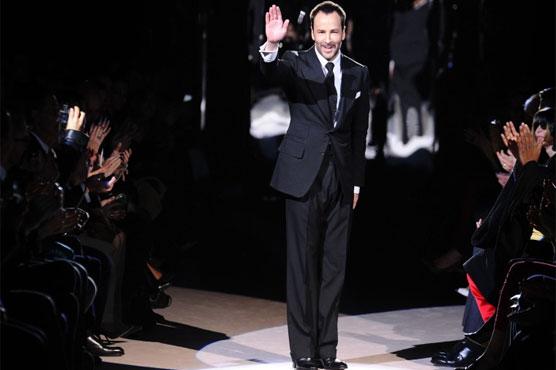 Tom Ford, Kanye West usher in NY Fashion Week