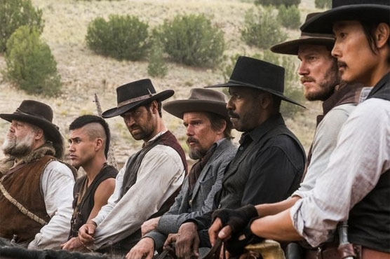 Western remake 'The Magnificent Seven' opens Toronto Film Festival