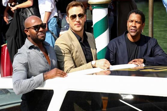 Denzel Washington says 'The Magnificent Seven' like being a kid again