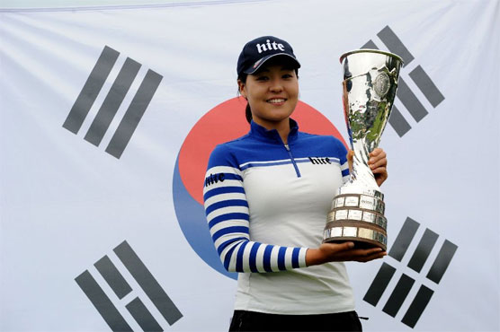 Record-breaking Chun heads Korean lock-out in Evian
