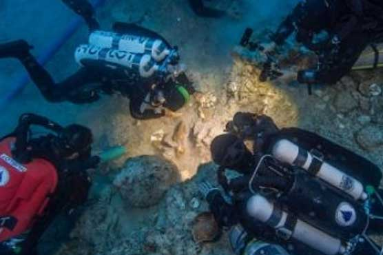 Antikythera Shipwreck Skeleton Discovered After 2000 Years