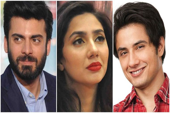 Bollywood celebs show support for Pakistani artists amid boycott call