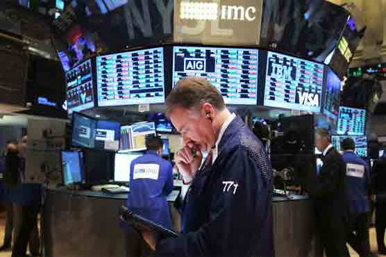USA stocks turn lower in midday trading