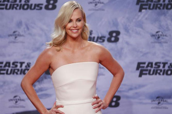 Theron says villainous role in last 'Fast and Furious' was challenge