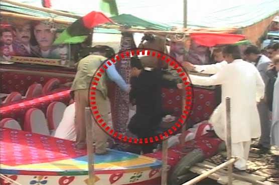 Zardari, Bilawal hit out at Sharif for 'failed' policy