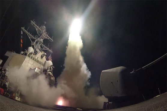 U.S. strike on Syria: What we know now